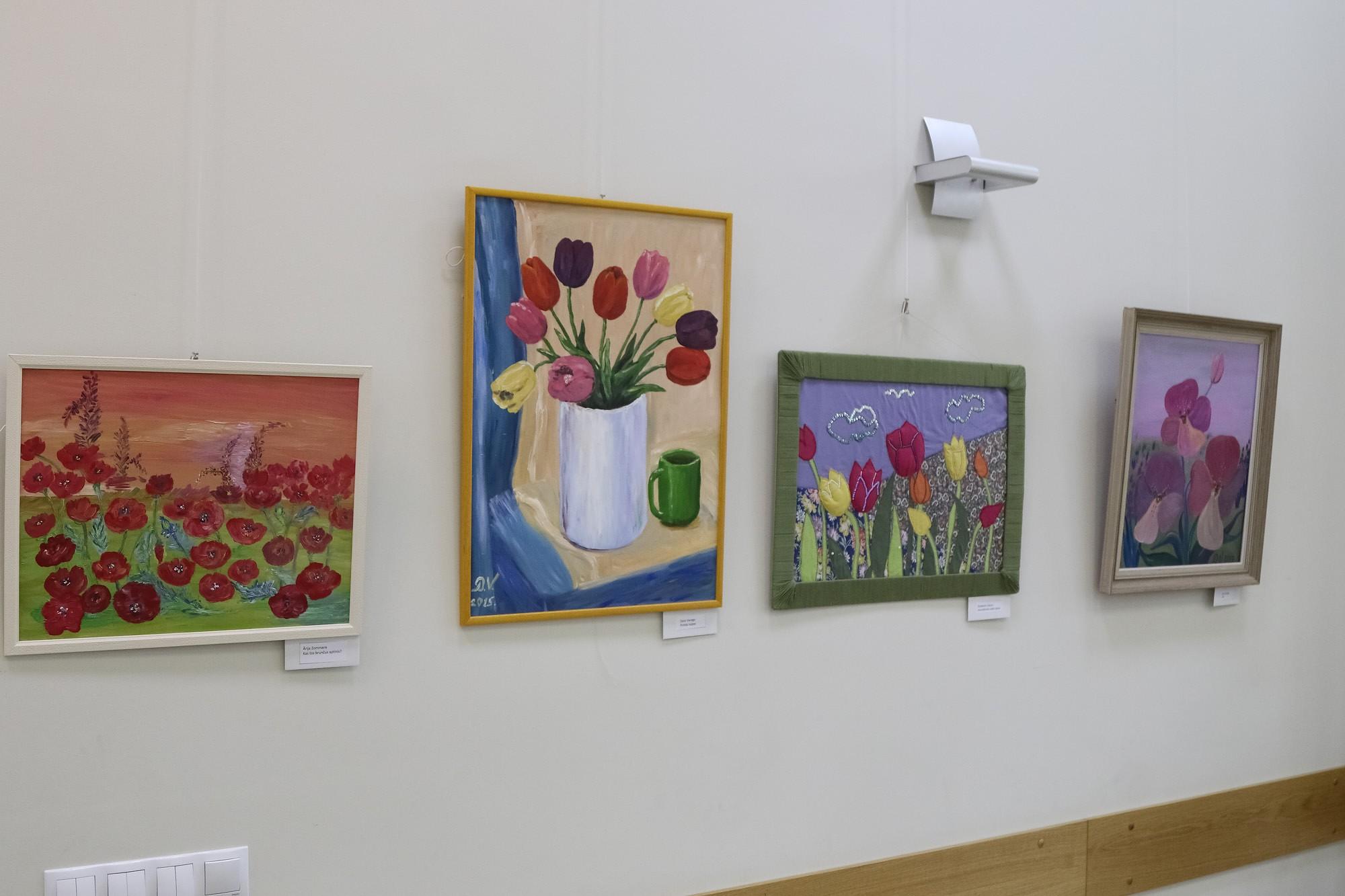 Latvija zied Priekulē