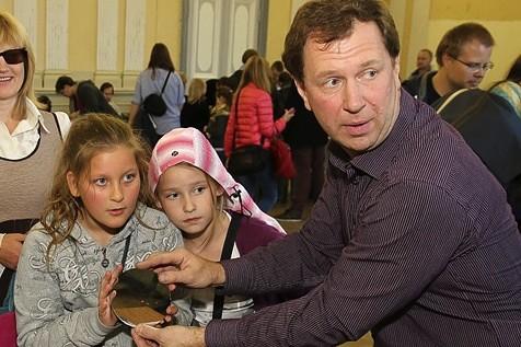 Uldis Žaimis: Skolotājam jāmīl bērni un jāgrib ar viņiem strādāt