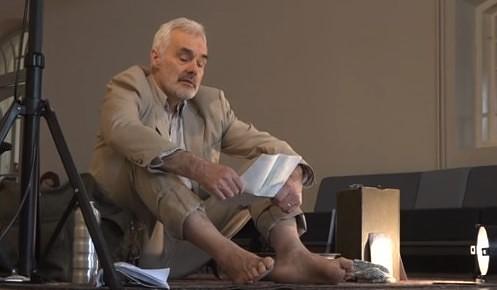 Aktieris, režisors un dramaturgs vienā personā ved uz tālo Magadanu