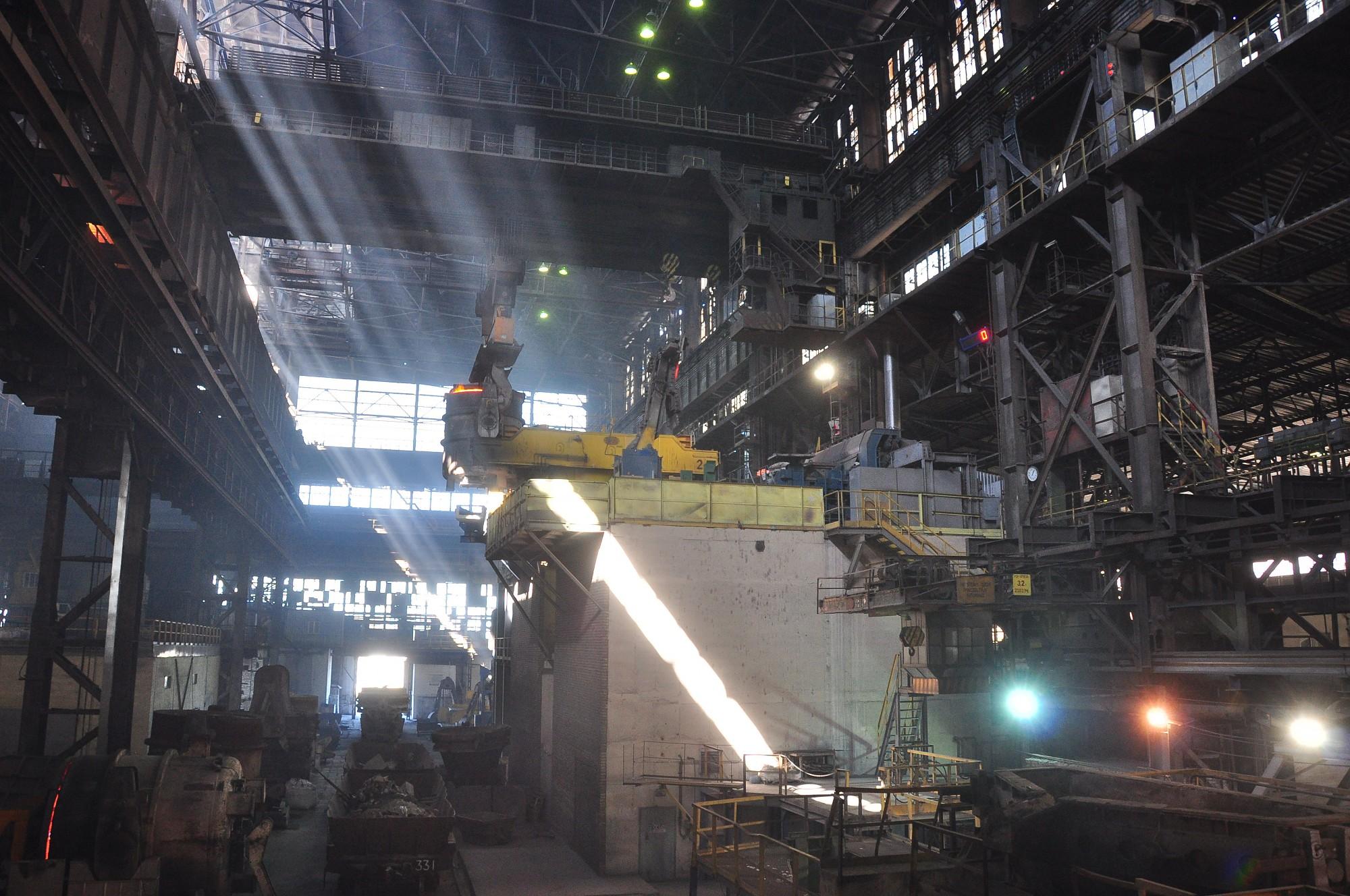 Metalurga administratore neredz iespēju uzņēmumu pārdot kā vienotu veselumu