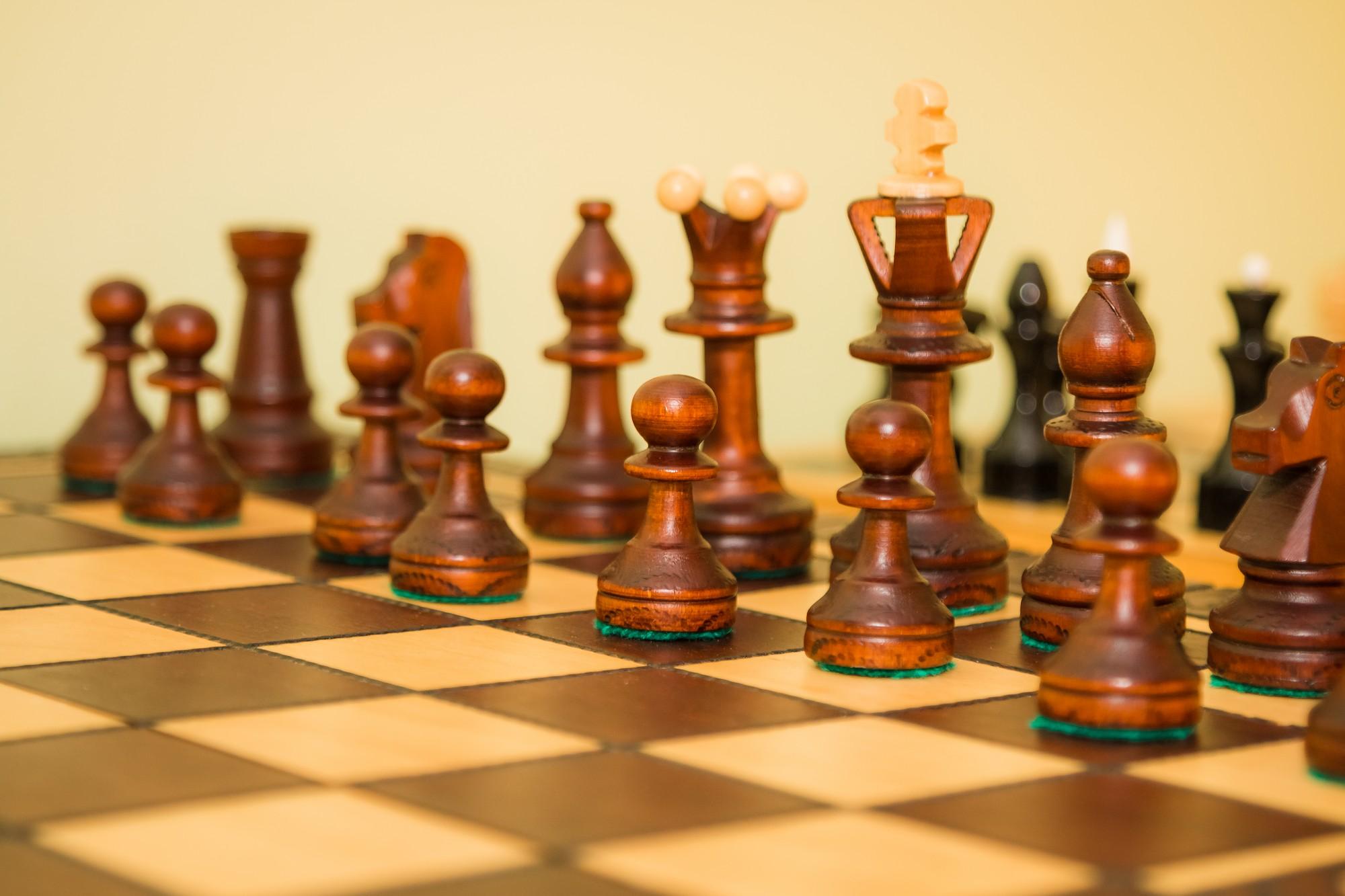 Norisināsies šaha olimpiādes pirmais fināls