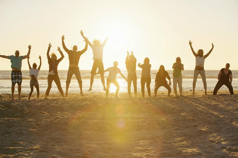 Aicina piedalīties apmaiņas projektā par veselīgu dzīvesveidu
