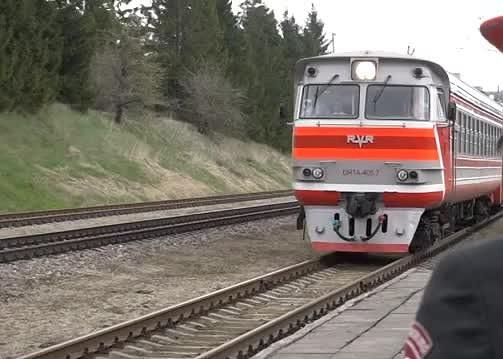 Vēlas palielināt vilciena pasažieru plūsmu maršrutā Rīga-Liepāja