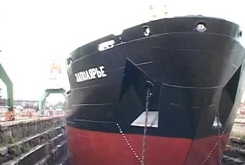 """AS """"Tosmares kuģubūvētava"""" nemaksā darba algas"""