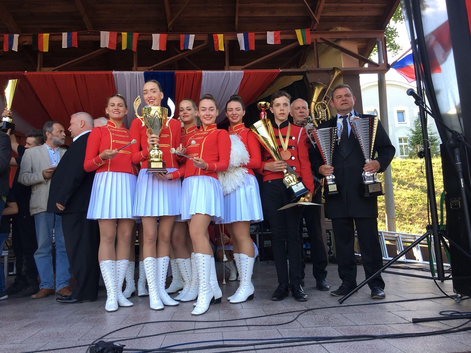 Liepājnieki plūc laurus starptautiskajā pūtēju orķestru festivālā