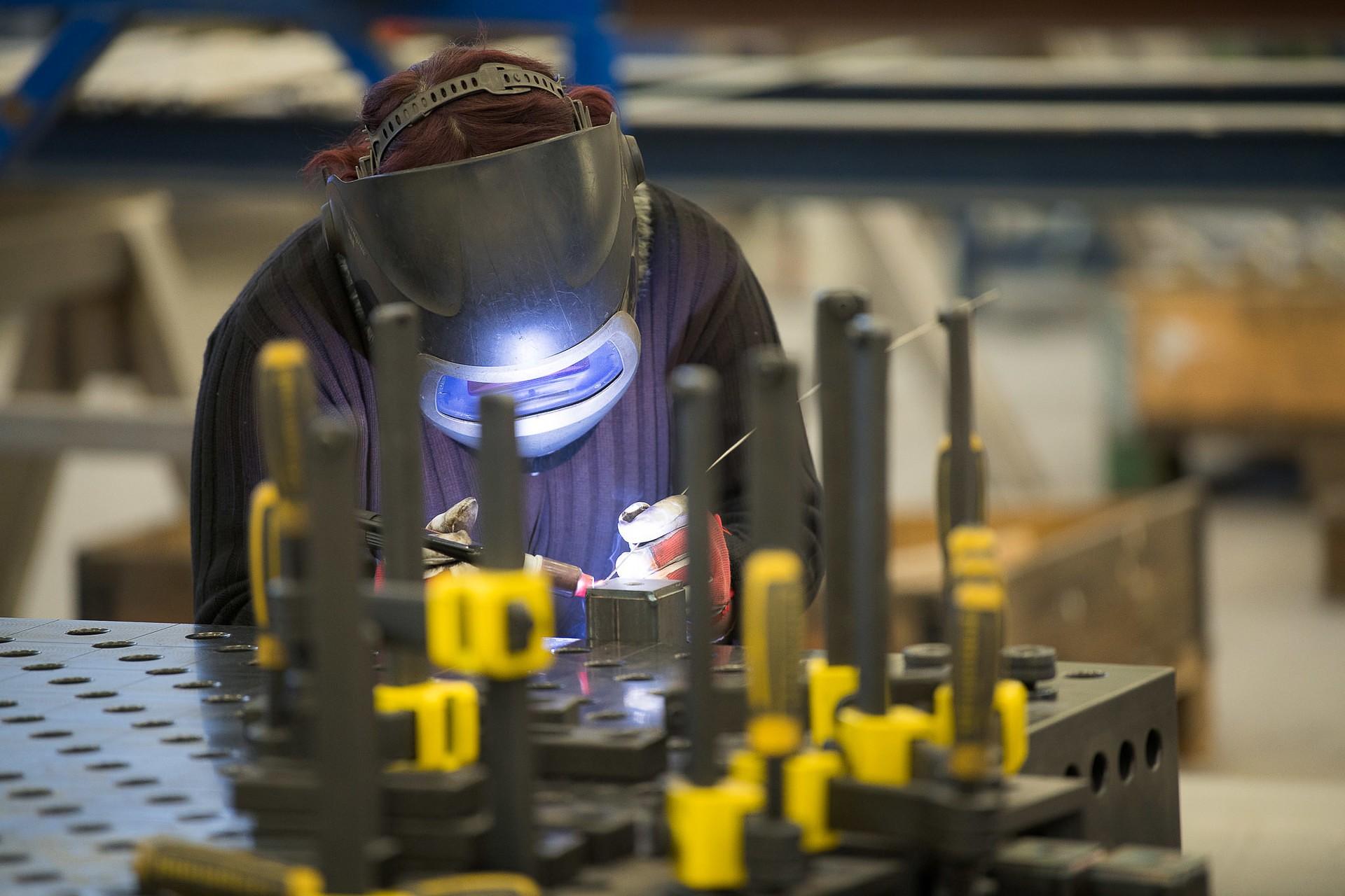"""""""Jensen Metal"""" uzsāk metālapstrādes rūpnīcas būvniecību Virssardzes ielā"""
