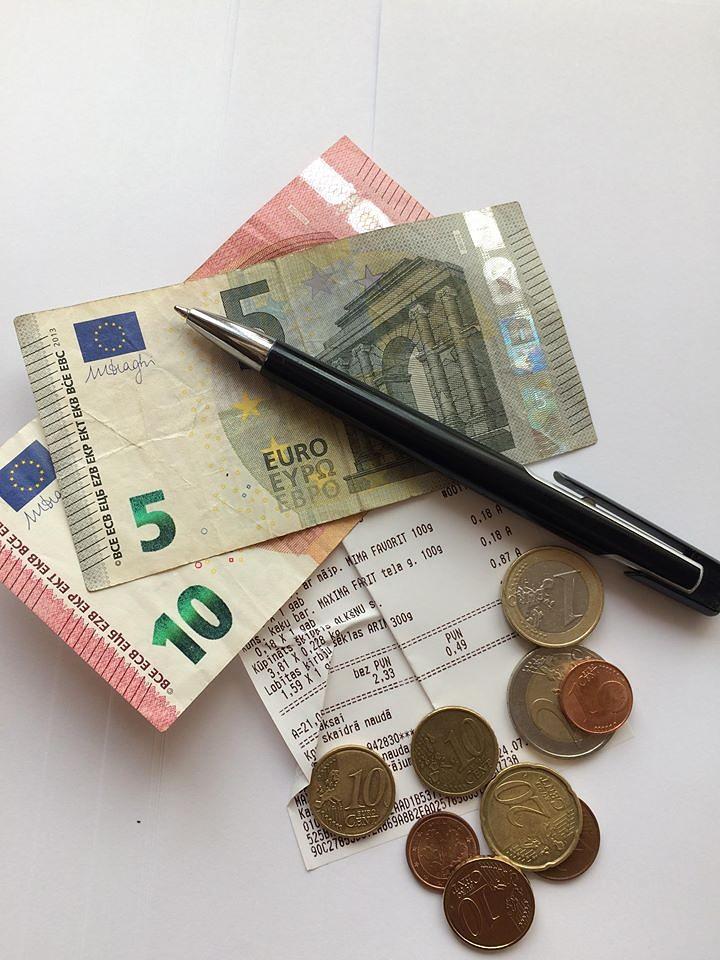 Ko tu dari ar savu naudu?