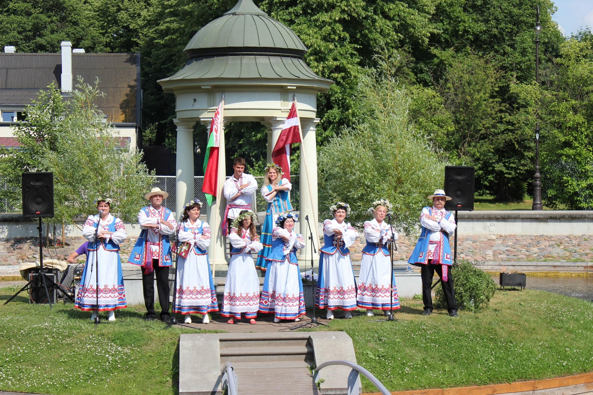 """Muzikālajā pēcpusdienā uzstāsies Baltkrievu kopiena """"Mara"""""""