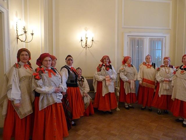 Ārzemēs rāda kultūras tradīcijas