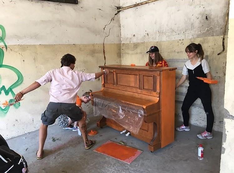Klavieres ikviena priekam