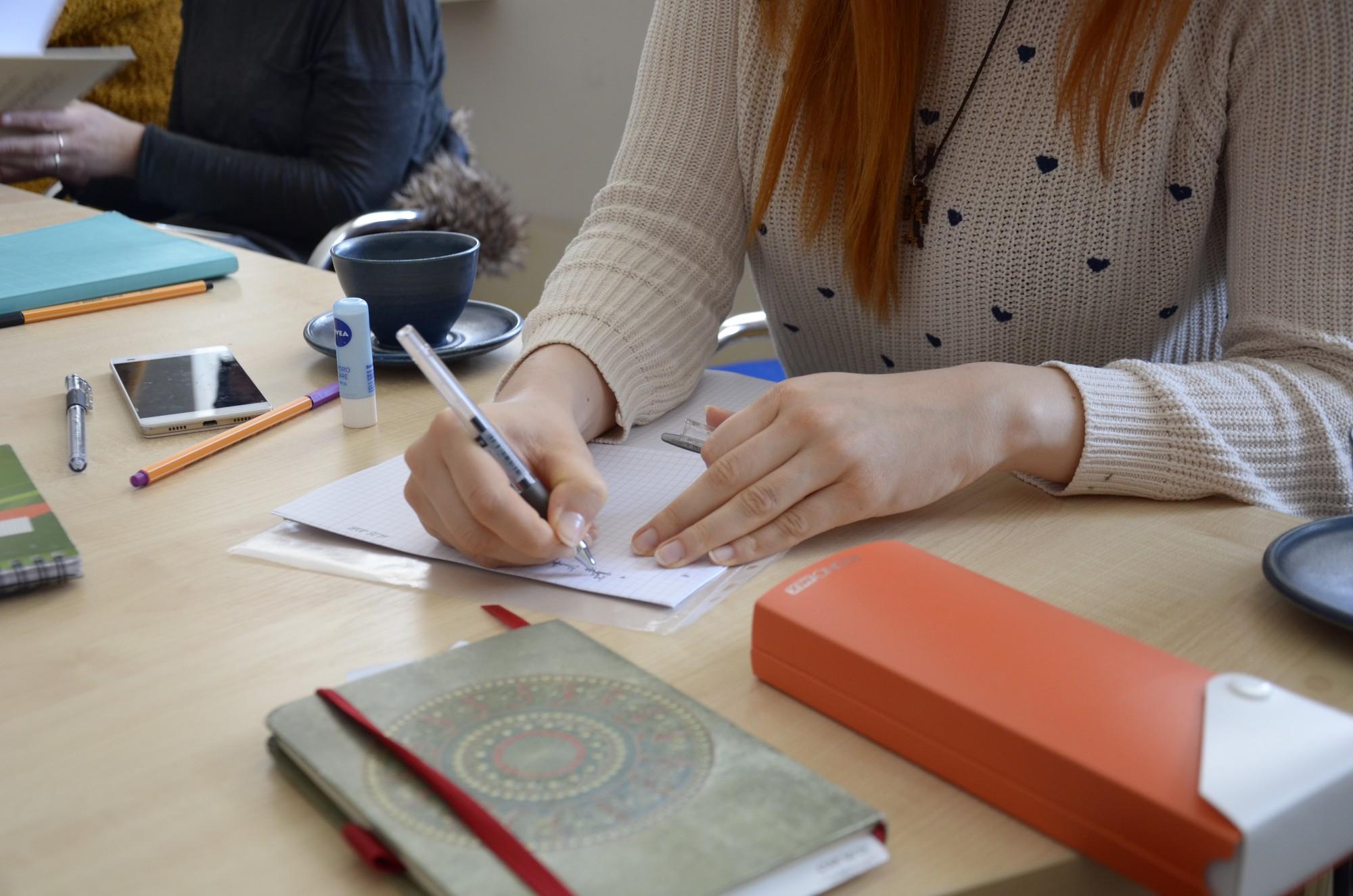 Jauniešu mājā notiks radošās rakstniecības pasākums