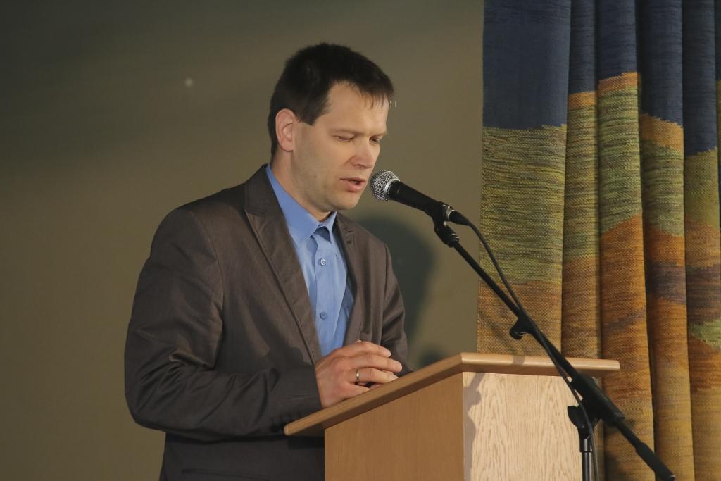 Āriņa balvai datorikā izvirzīts arī lektors Dzintars Tomsons