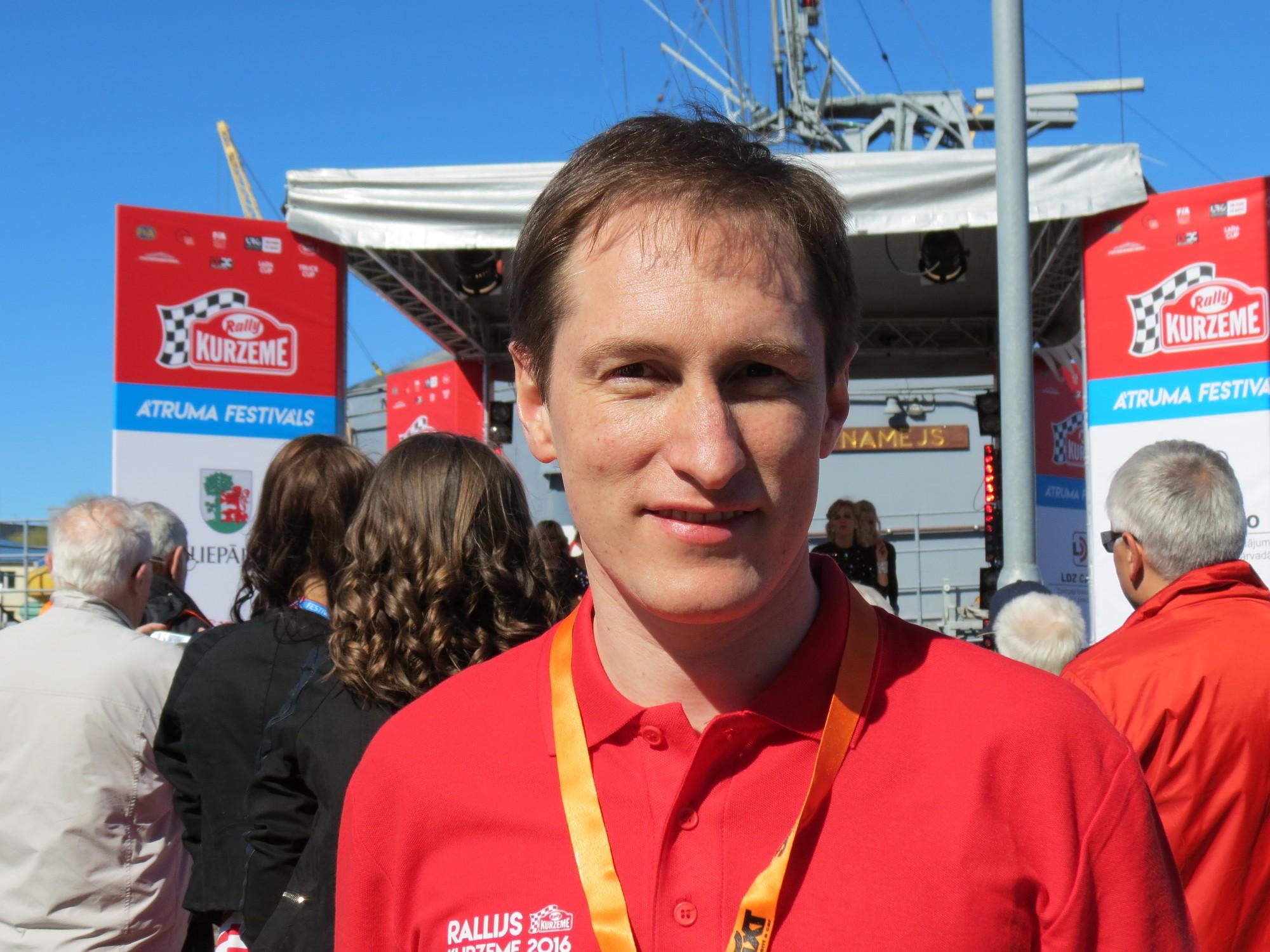Uldis Hmieļevskis: Rallijs – augstākā līga, kurā startē paši meistarīgākie un ātrākie