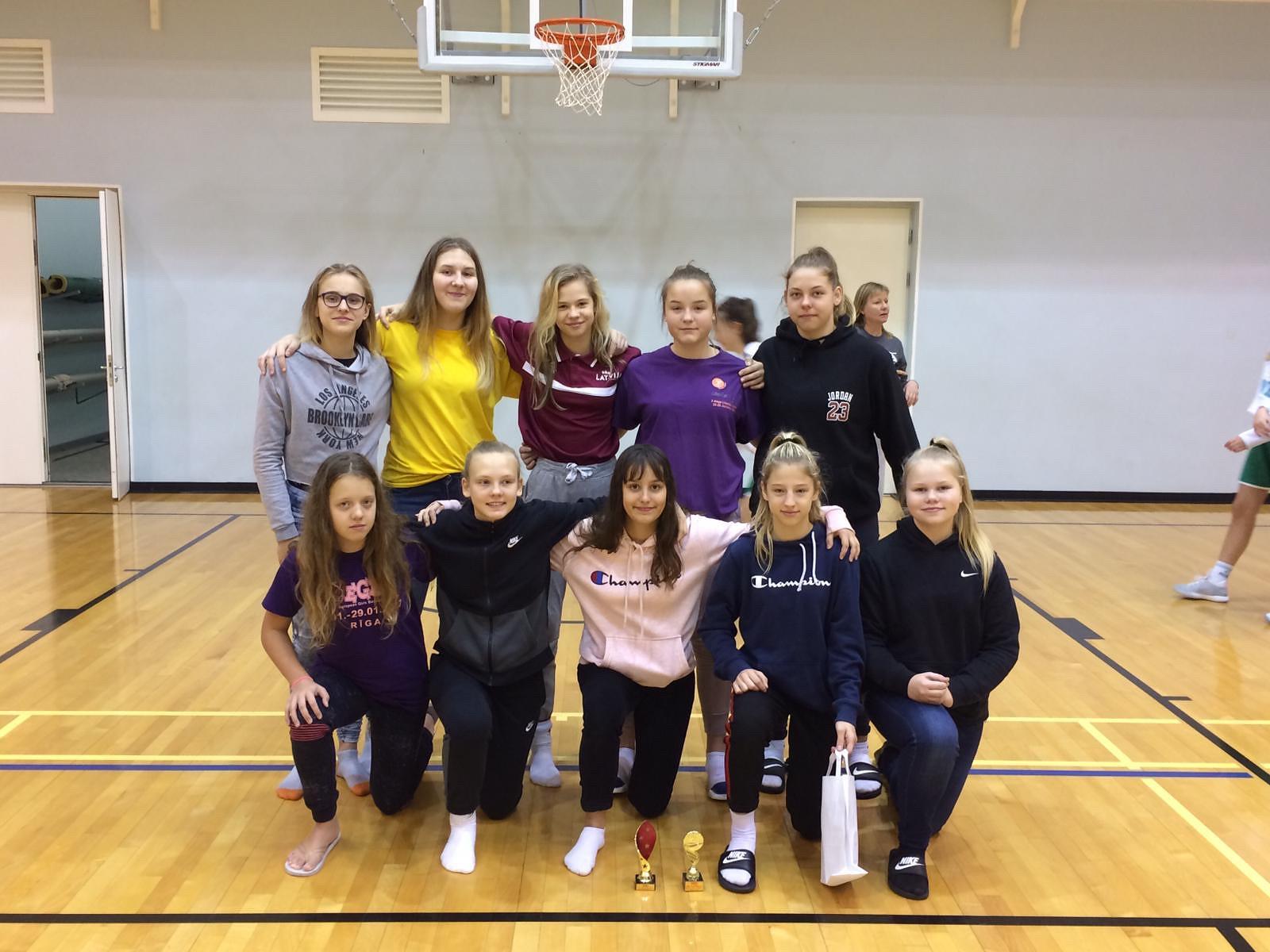 Basketbolistes atgriežas no sacensībām Igaunijā