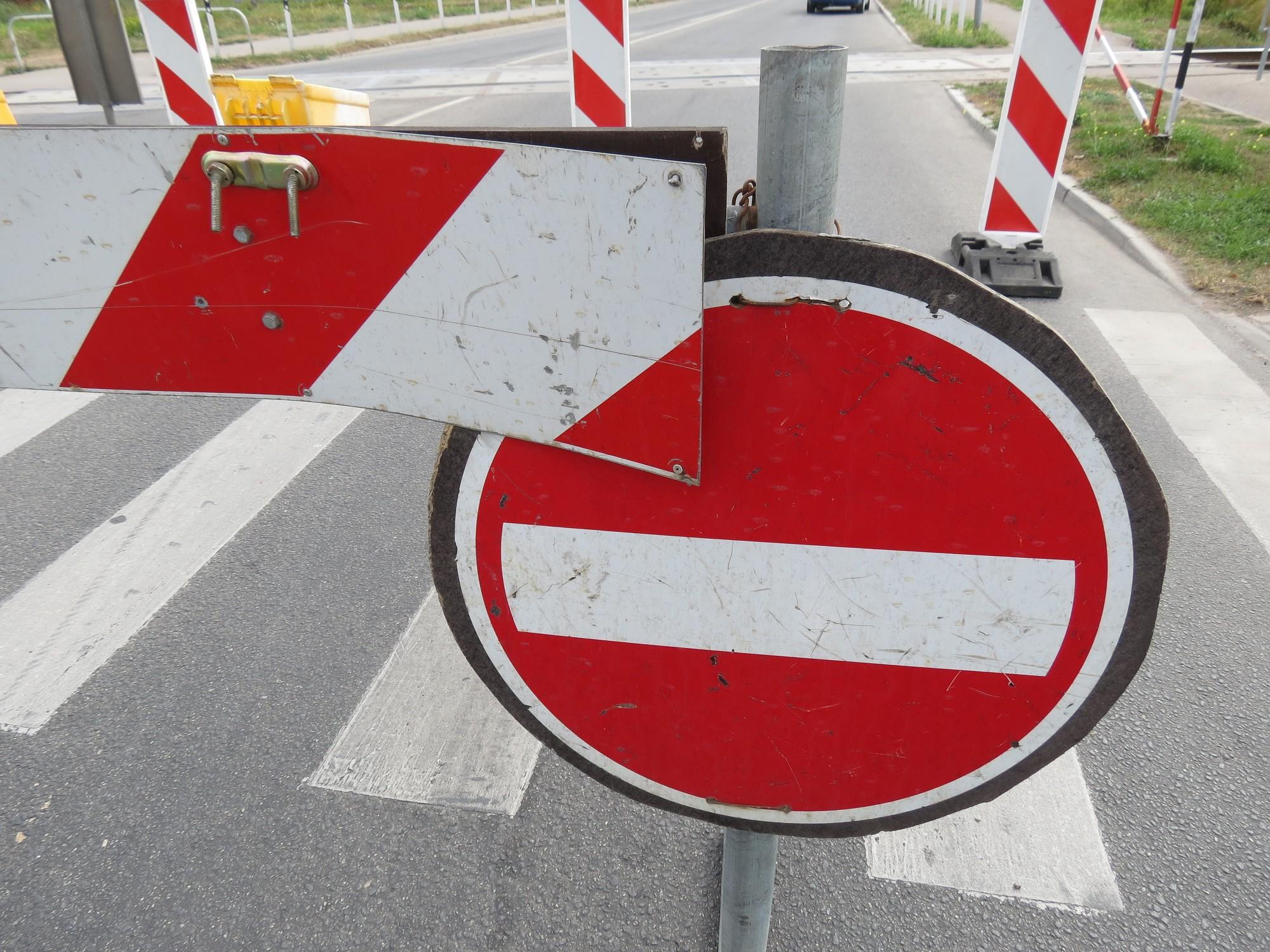 Valsts svētku laikā būs satiksmes ierobežojumi