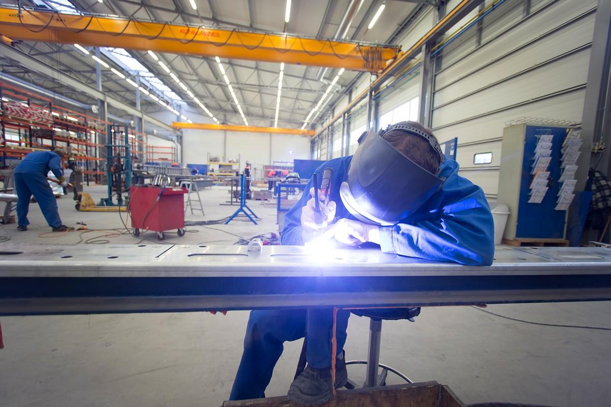 Ar atbalstu veidos metālapstrādes uzņēmumu