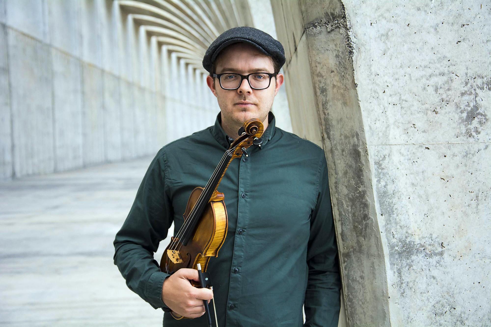 """""""Jam Session"""" ar vijoļspēles virtuozu no Kanāriju salām"""
