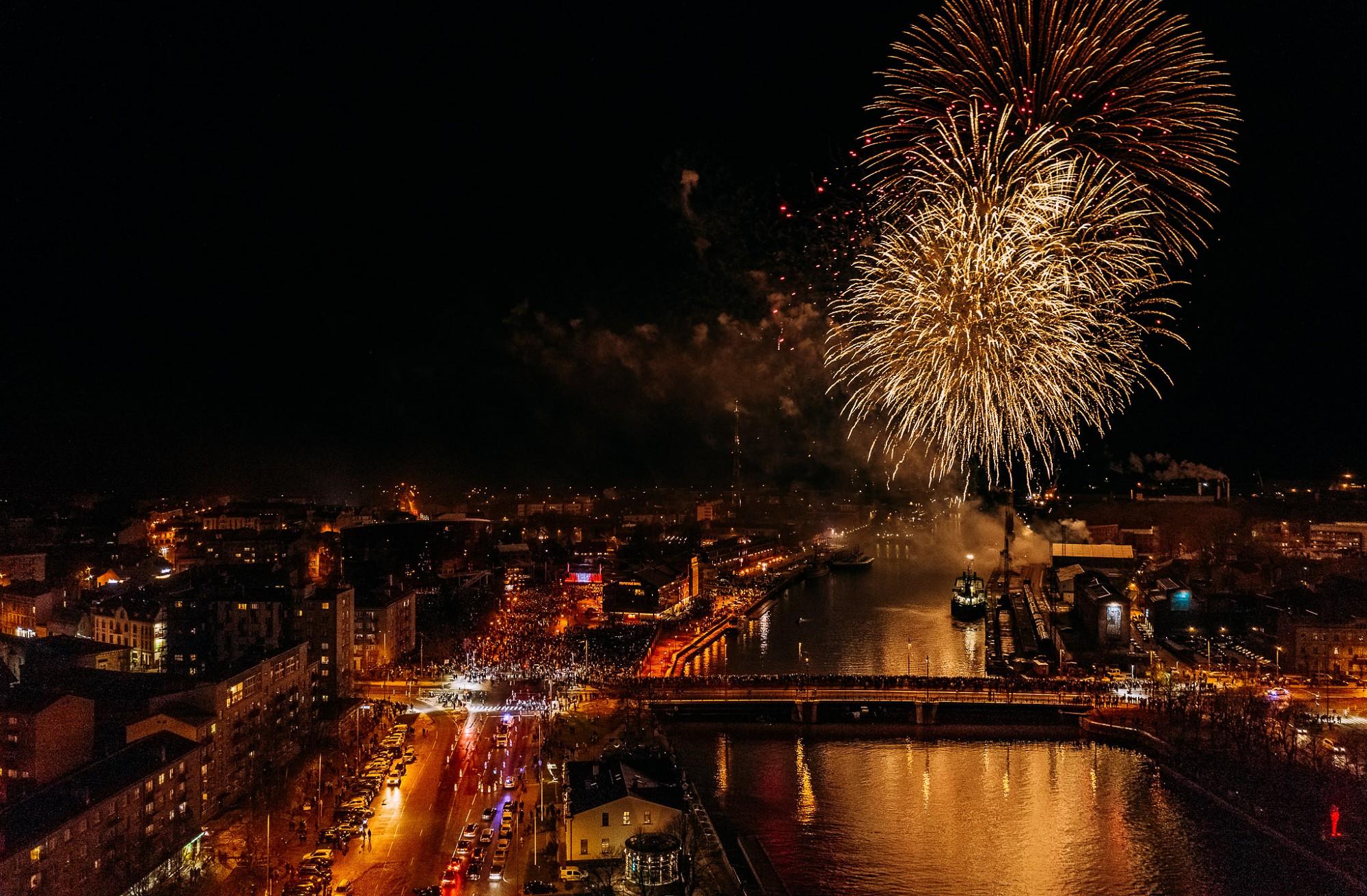 2018. gadā Liepājā notikuši aptuveni 2000 dažādi pasākumi