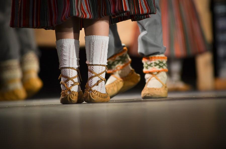Aicina pieteikties tautas deju kolektīvus dalībai labdarības koncertā