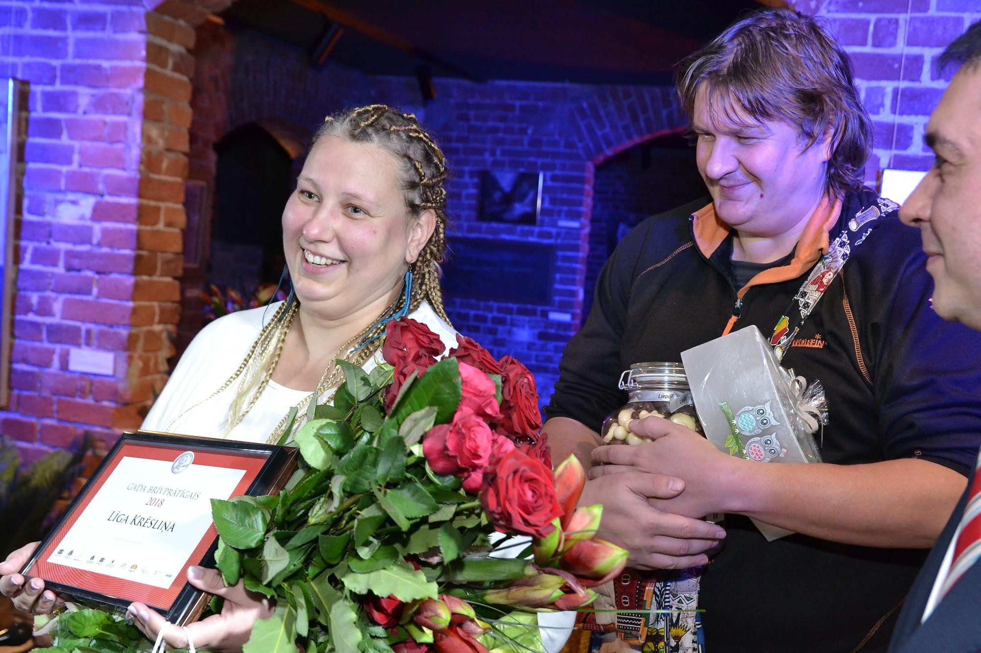 Godina Kurzemes brīvprātīgos un nevalstiskās organizācijas