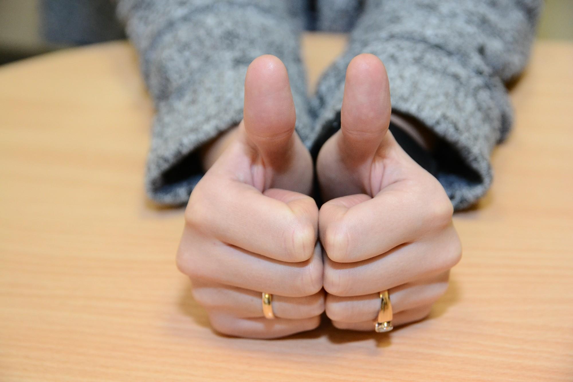 Kādi tavi pirksti? Kāds tu pats?