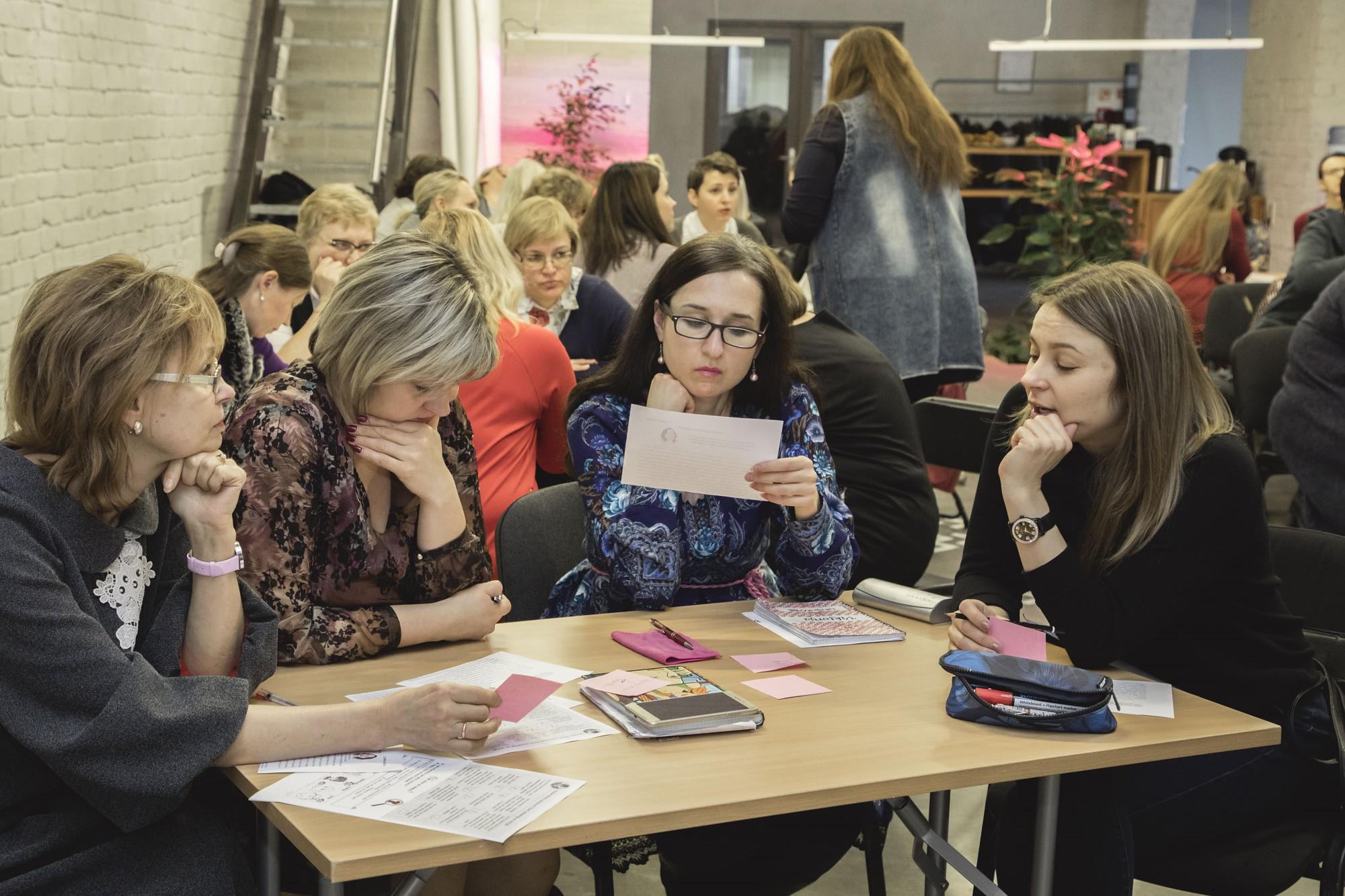 Liepājas valodu jomas pedagogi pilnveido savas zināšanas