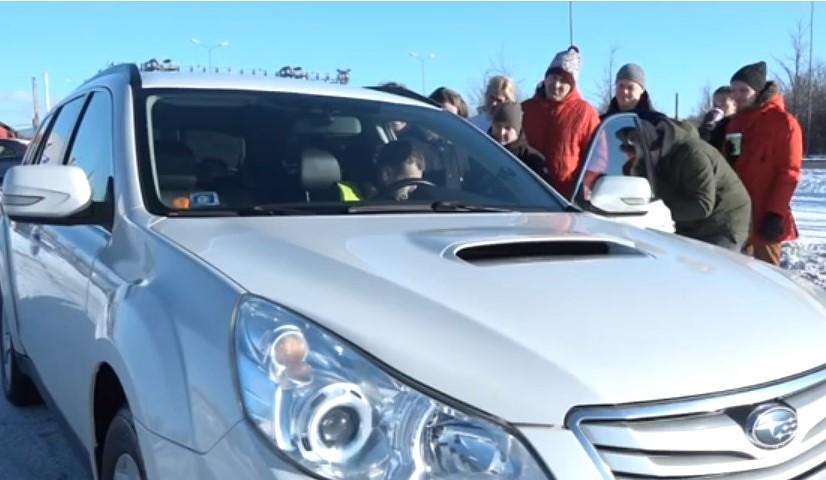 Liepājā pirmo reizi tiek organizētas drošas ziemas braukšanas konsultācijas
