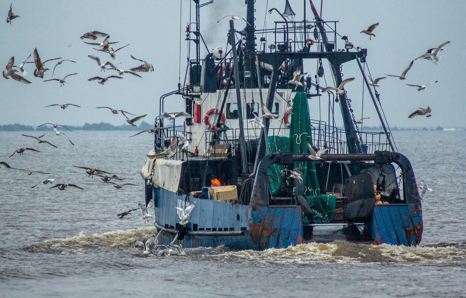 Stājas spēkā grozījumi noteikumos par rūpnieciskās zvejas limitiem iekšējos ūdeņos