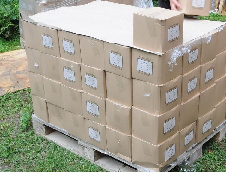 Paplašināts pārtikas un materiālās palīdzības atbalsta saņēmēju loks