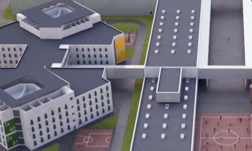 Liepājas cietuma būvniecībai pieteikušies trīs pretendenti
