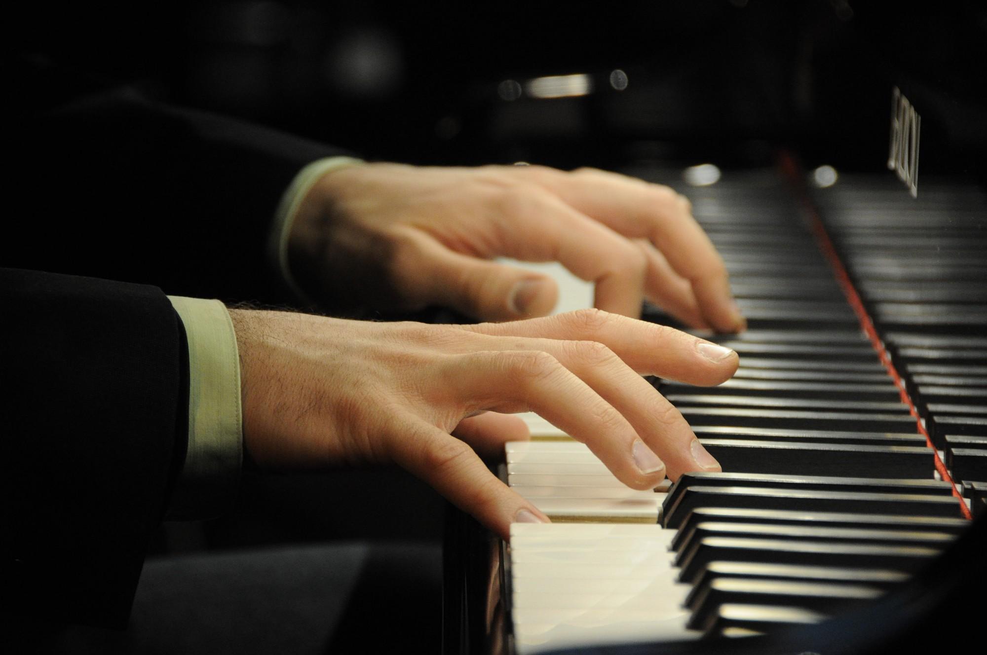 """Aicina uz """"Jam Session"""" ar komponistu un pianistu no Krievijas"""