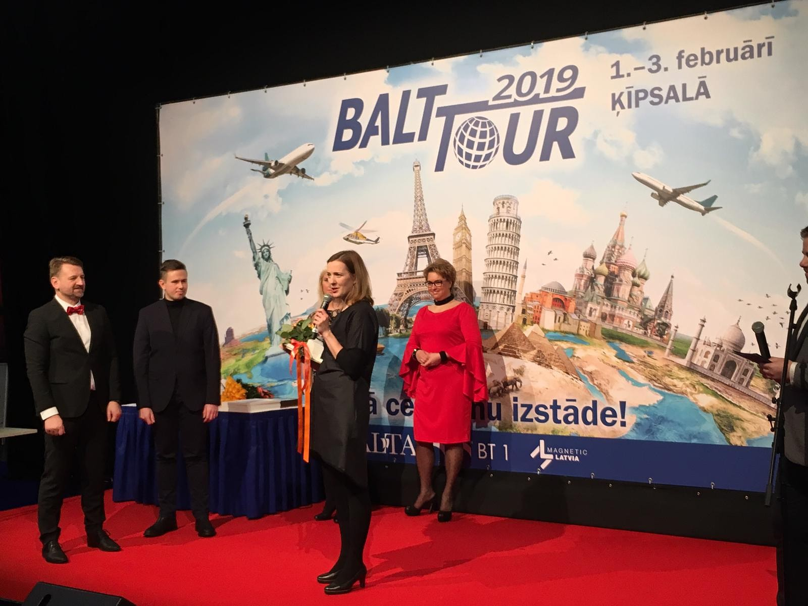 Inta Šoriņa atzīta par labāko tūrisma biroja vadītāju Latvijā