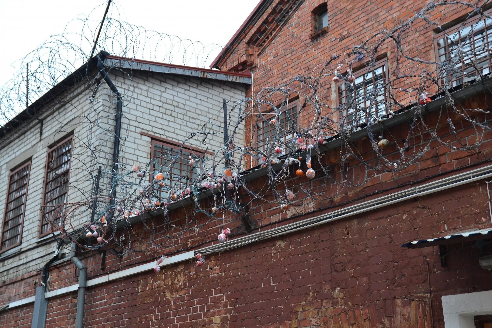 Ienākumu avots aiz cietuma mūriem