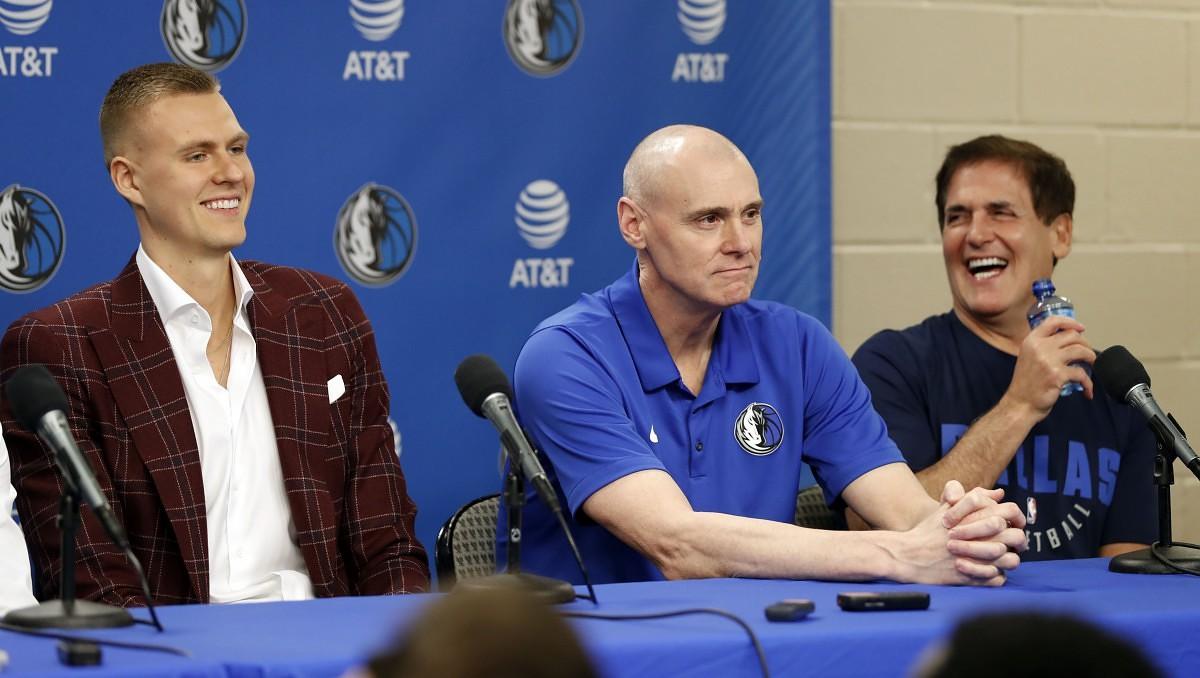"""Porziņģis: """"Izcīnīt NBA čempiona titulu – tas ir mans vienīgais mērķis"""""""
