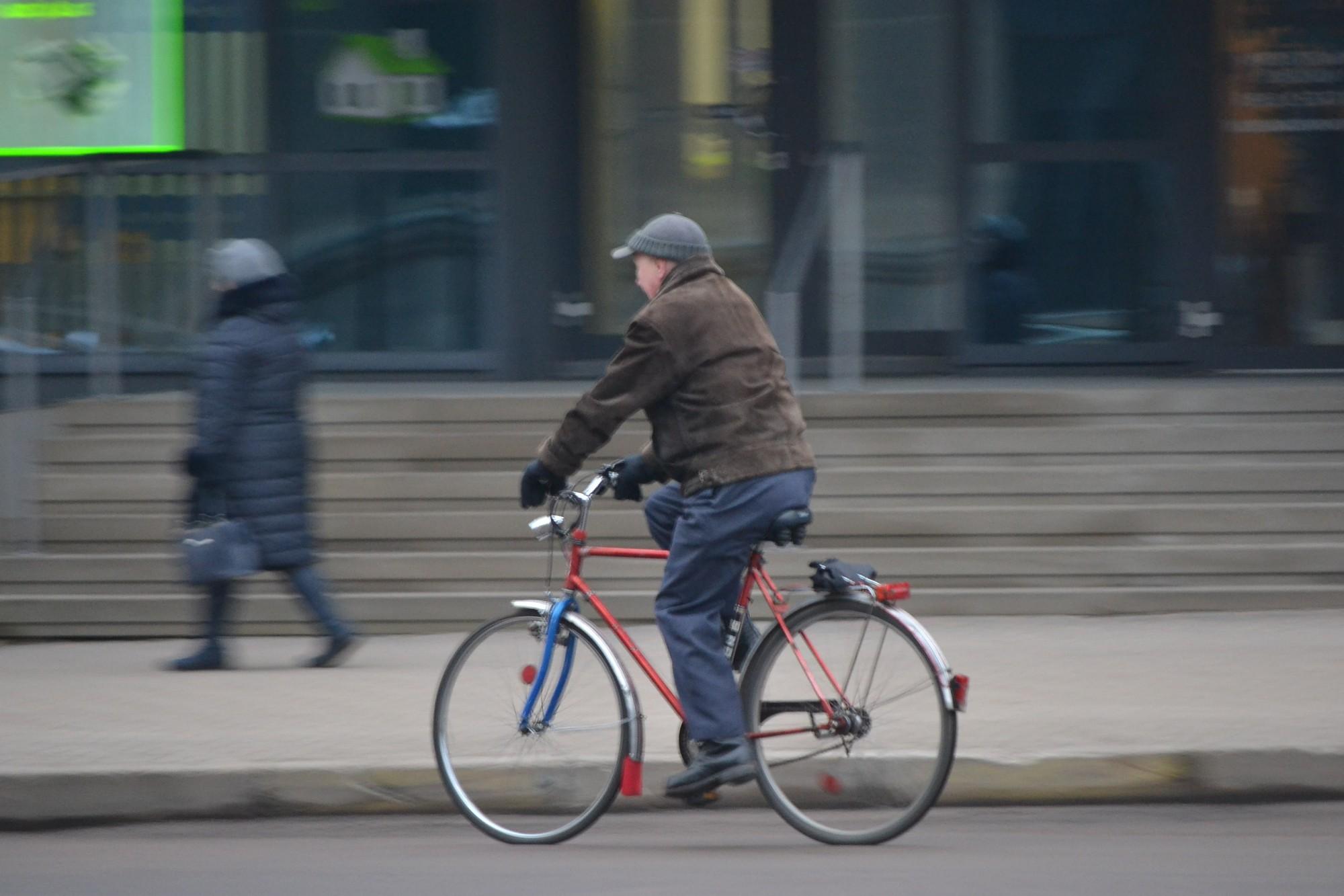 Kritizē pilsētas veloinfrastruktūru