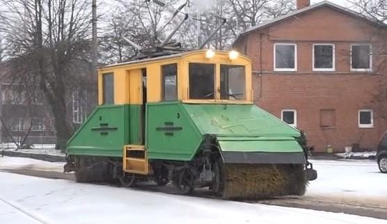 """Liepājas tramvaja """"Sniegbaltītei"""" aprit 65 gadi"""