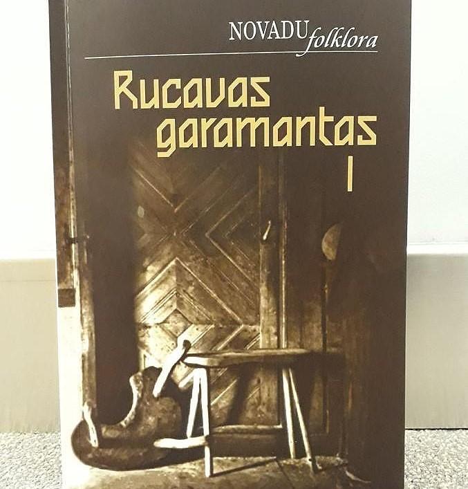 Rucavas garamantas apkopotas grāmatā