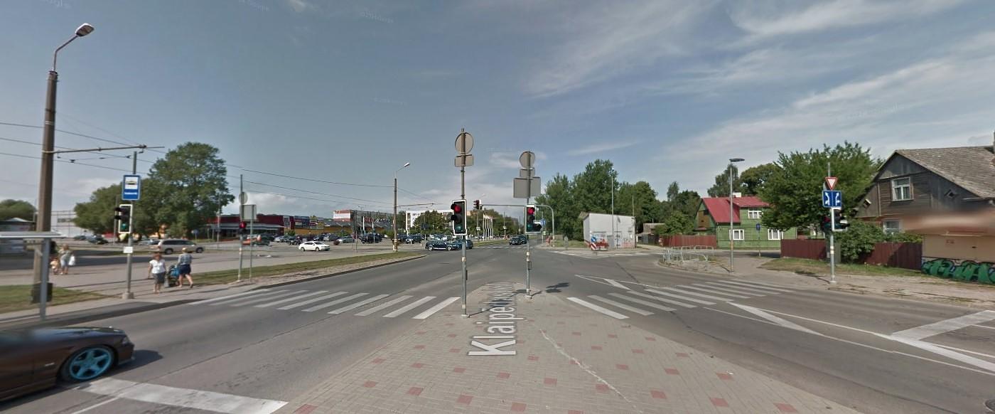 Kandavas un Ventas ielas krustojums – lamatas pilsētas viesiem