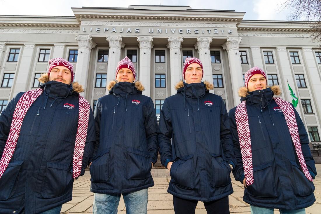 Uz Pasaules Ziemas Universiādi dodas pieci LiepU studenti