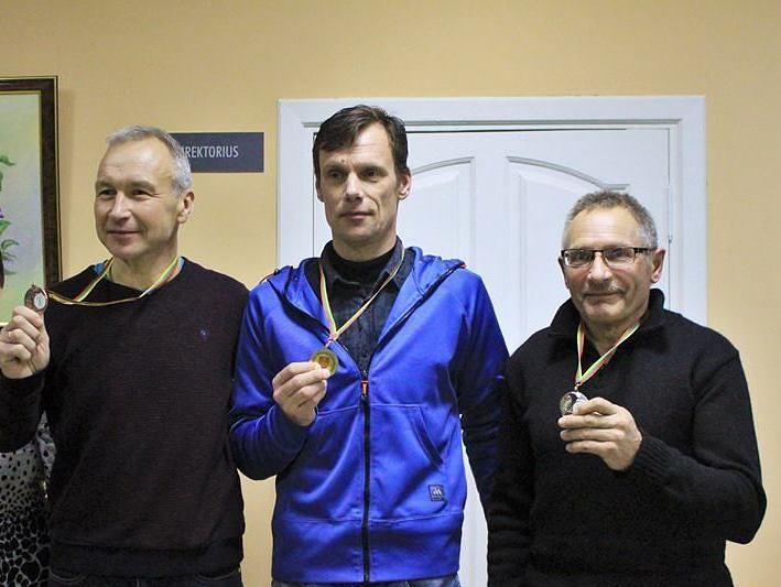 Liepājnieki piedalās Lietuvas vieglatlētikas čempionātā senioriem