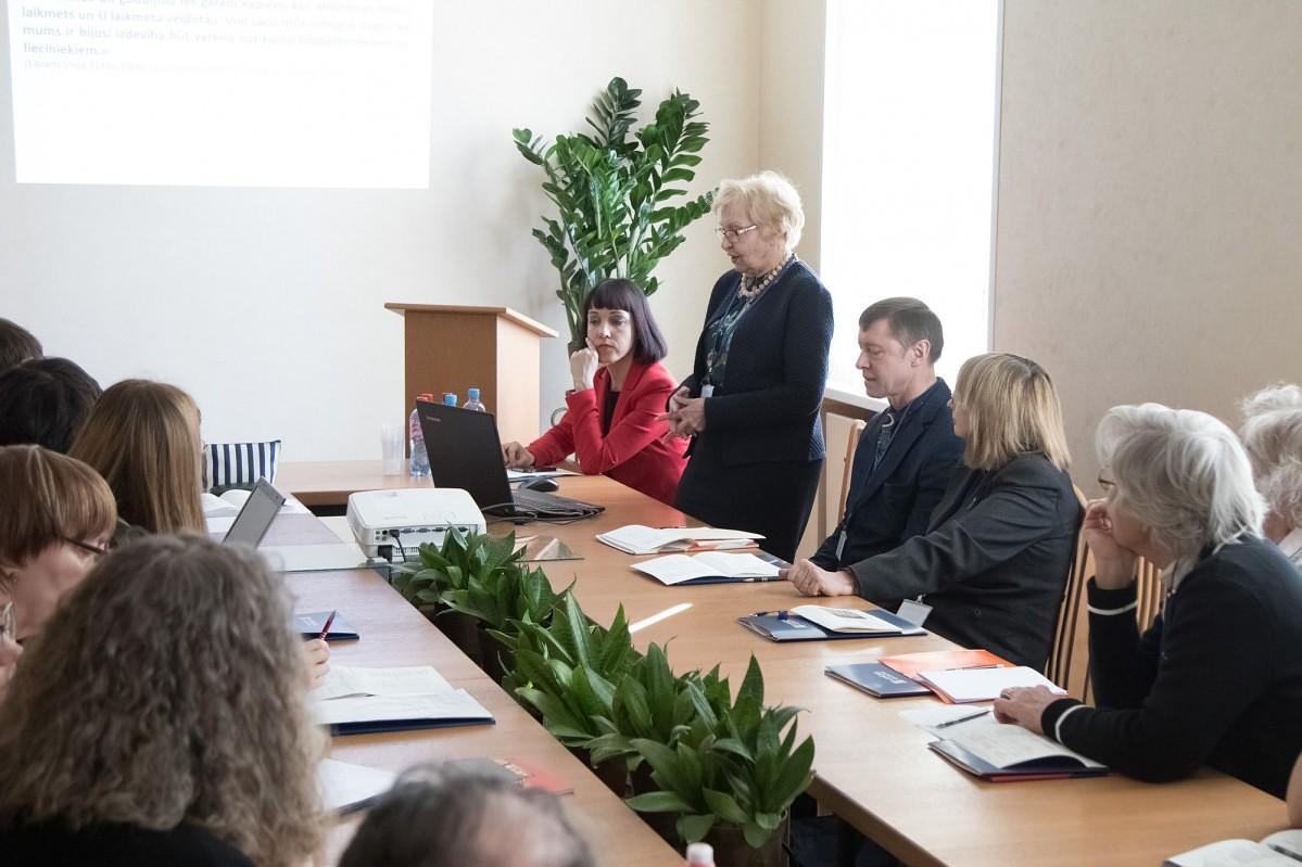 Konferences ietvaros notiks seminārs par kultūrprocesiem Liepājā