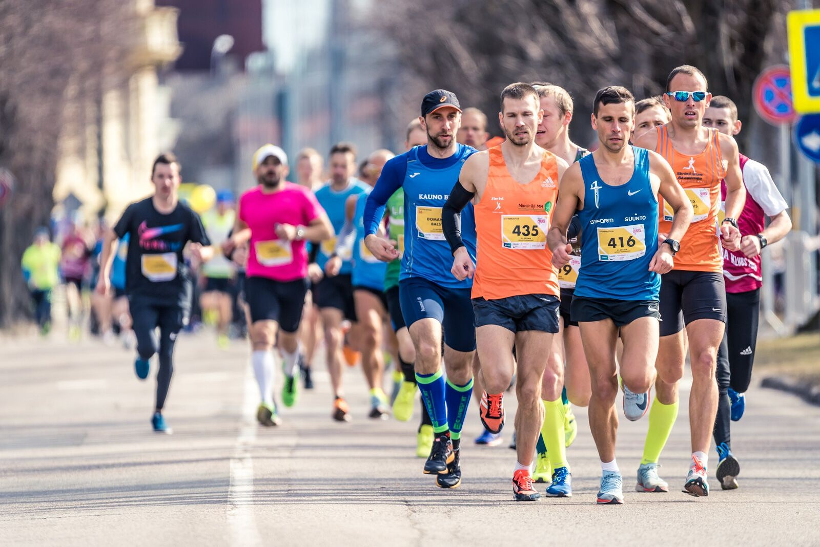 Atklās skriešanas sezonu un koptreniņos gatavosies pusmaratonam