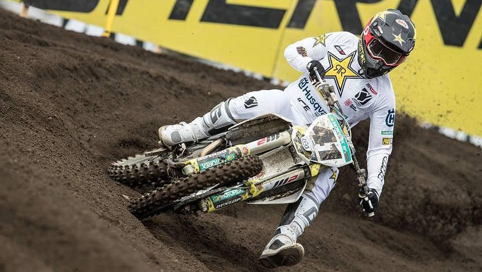 Jonass Argentīnā debijā MXGP klasē izcīna 10.vietu