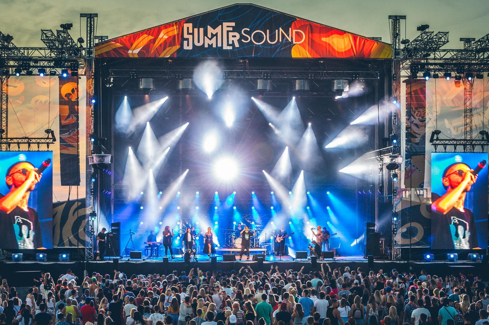 "Festivāla ""Summer Sound"" galvenie mākslinieki šogad – ""Gogol Bordello"""