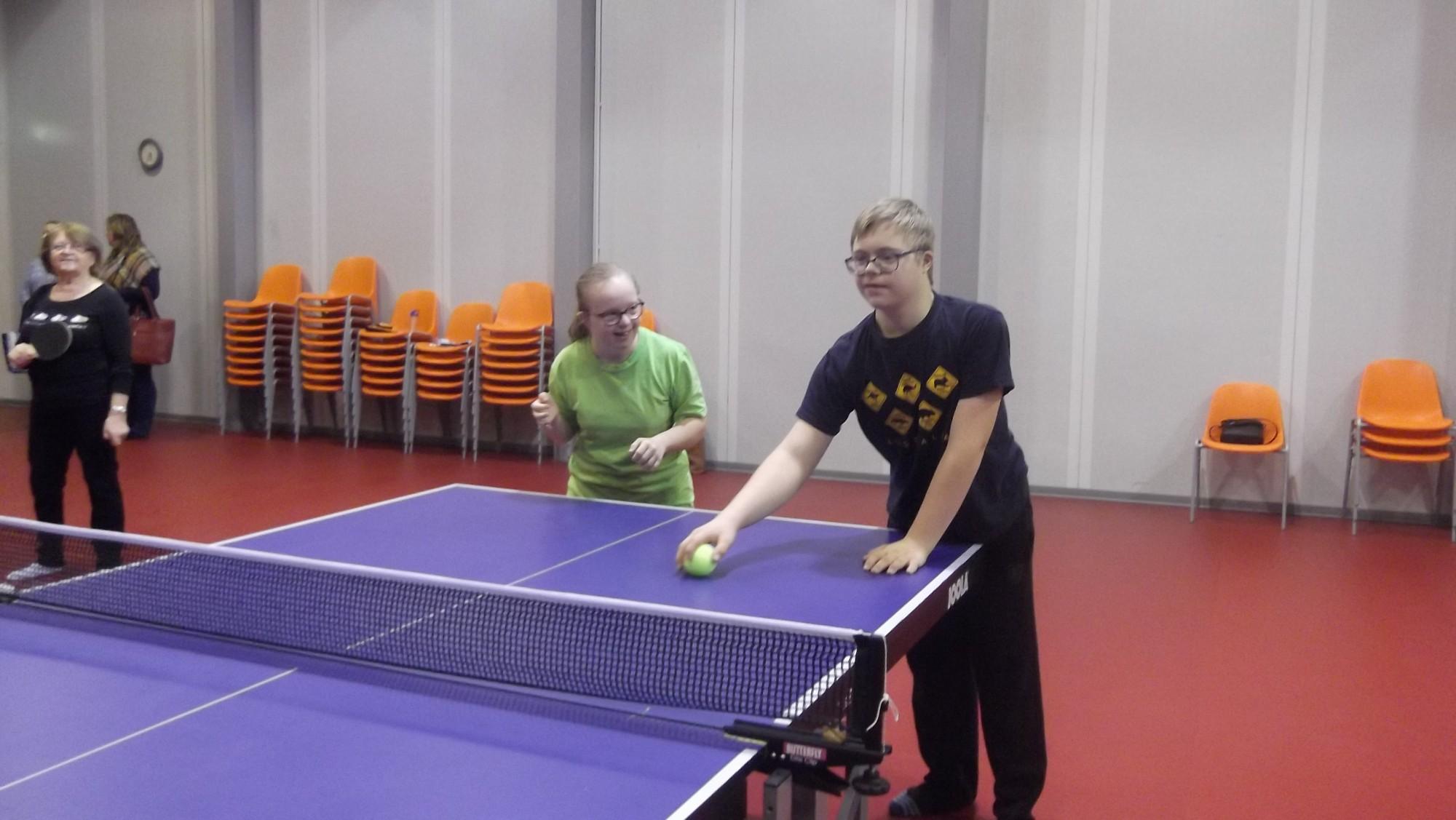 Norisināsies pingponga sporta festivāls bērniem un jauniešiem ar īpašām vajadzībām