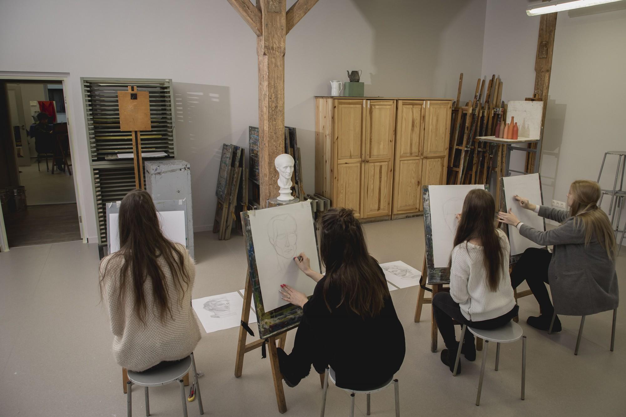LMMDV notiek Valsts konkursa otrā kārta mākslas jomā