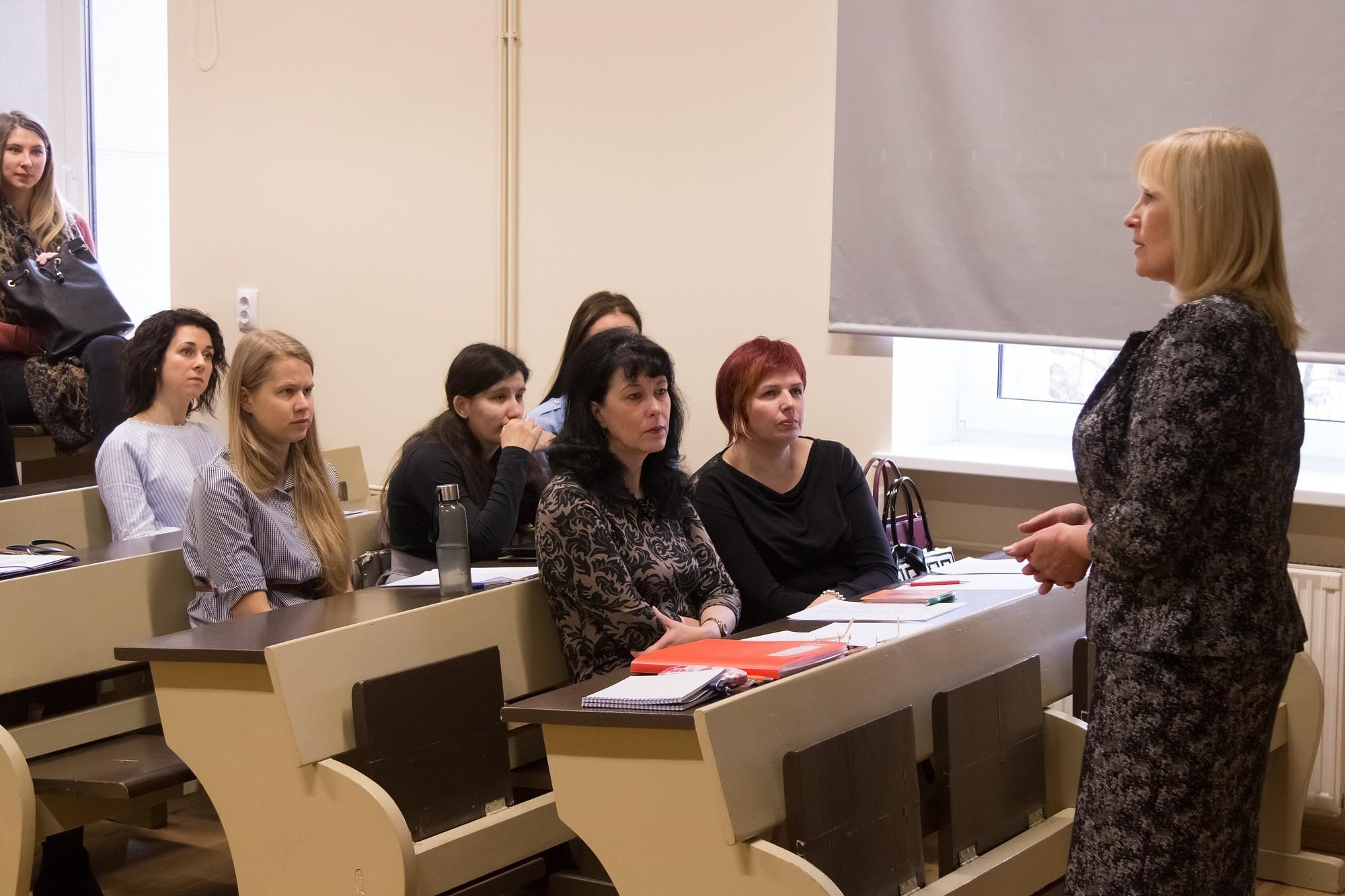 Universitātē notiks seminārs par logopēdisko darbu