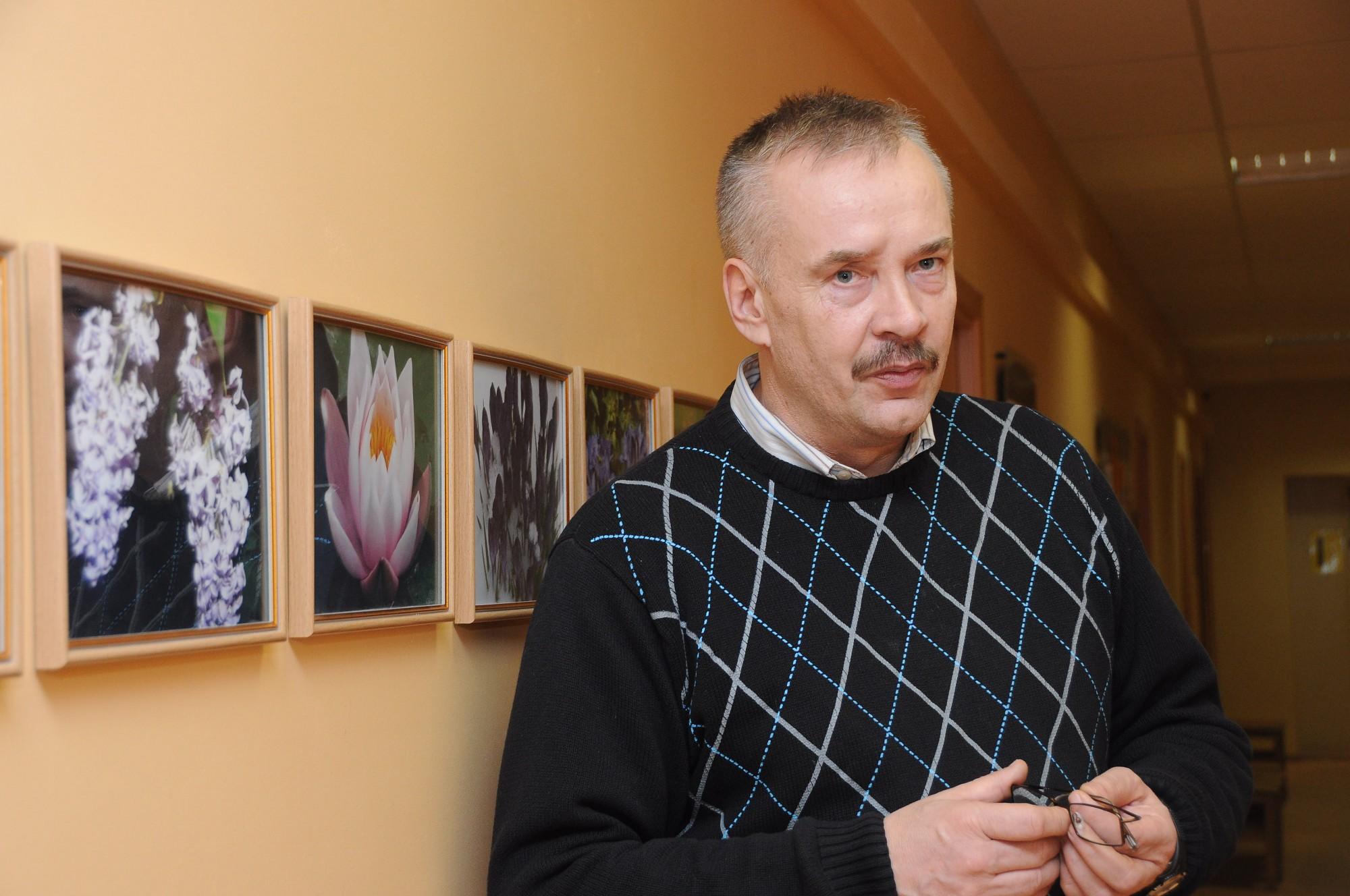 Andrejs Šakals: Nesakoptās teritorijas ir drauds