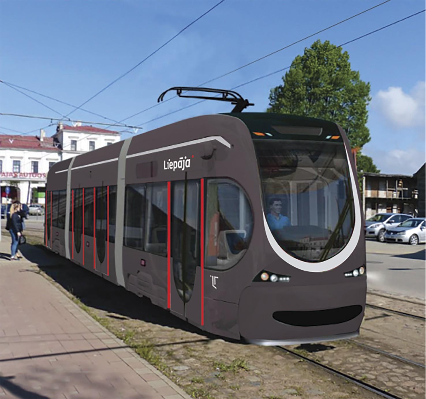Iedzīvotāji aicināti izvēlēties piemērotāko dizainu jaunajiem tramvajiem