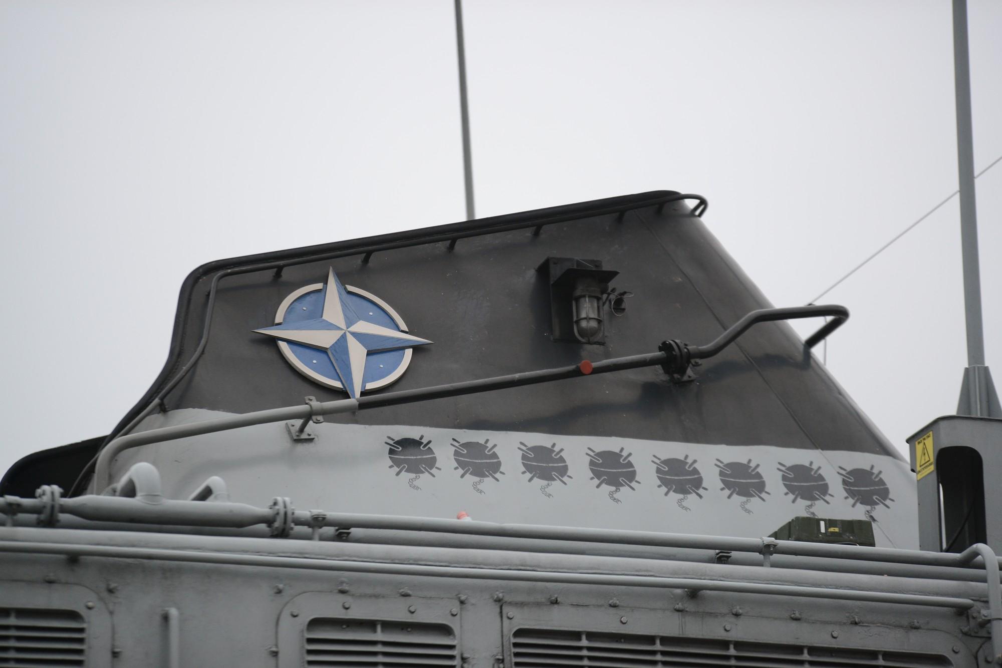 15 gadus NATO Liepājā neatzīmē